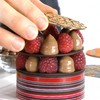 Plated Desserts Made Simple #1: Elegant Chocolate Towers