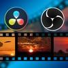 Complete Video Production: OBS Studio & DaVinci Resolve