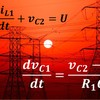 State-Space Modelling & Simulation of Electrical Circuits