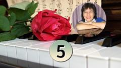 Play Piano 5: Improvise on Misty Eb Key Runs & 2-5 Chords
