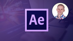 Learn After Effects CC by working in it! Design 10+ animated motion graphics in after effects