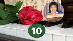 Play Piano 10:  Improvise on Love Story By Ear in Minor Key