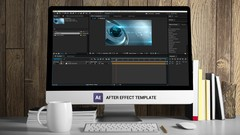 The complete course you need to learn expressions, various controls & creating motion graphic …