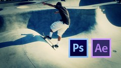 Animate a still photo using Adobe Photoshop and After Effects