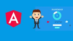 Learn basics of AngularJS in most fun and engaging way by creating your own Hangman Game