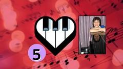 Learn Piano Hand Coordination 5:Piano Runs in 2 Beats Eb Key