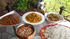 Indian Cooking - Dinner on the Spice Route (Chicken Vindaloo