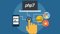 Curso Desarrollo de sistemas web en PHP 7 POO, MySQL, Jquery Ajax