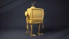 Learn the skills to design, model and render 3D assets using Maya and Photoshop.
