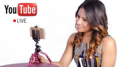 Learn how to easily create LIVE videos on Youtube from your mobile phone. Become a live stream pro …