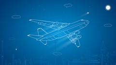 Learn the A to Z of modern Aircraft Structures and enhance your overall aviation knowledge, making …