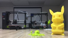 3D Printing Workshop. How to use and maintain a 3D Printer.