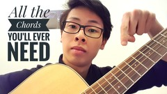 Play 1000s of Songs On The Guitar | Cheater Chords