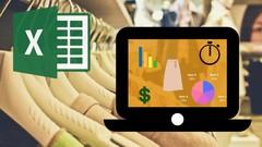 Aprenda a utilizar o Excel 2016 para fazer o controle e gestão da produção do vestuário