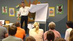 Vortrag aus dem Kindergarten Sonnenschein ... damit aus gut gemeint auch gut gemacht werden kann