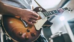 Imágen de Rasgueos para guitarra