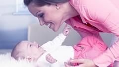Habla con tu bebe antes de que tu bebe pueda hablar