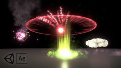 Learn advanced texture creation and particle behaviors by creating your own custom AAA quality …