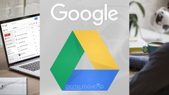 The most complete Google Drive course from a best selling instructor. No prior knowledge required.