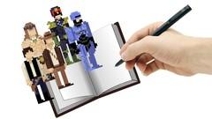 Curso Curso de diseño narrativo y guión de videojuegos