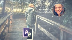 Make a slideshow for photos or videos with sliding glass using  After Effects -  After Effects …
