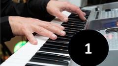 Imágen de Aprendiendo ritmos en el piano Vol.1: Rock´n Roll