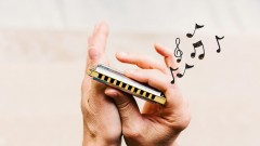 Learrn to play music on the harmonica now; here we get into bending notes for that cool blues sound. …