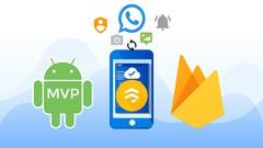 Imágen de Experto en Firebase para Android con Java y MVP 2019