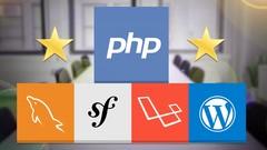 Curso Master en PHP, SQL, POO, MVC, Laravel, Symfony, WordPress +
