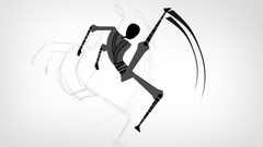 Learn how to apply the Animankenstein Formula in the animation of a Ninja performing some kicks