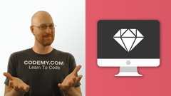 Learn Ruby Programming and the Rails Web Development Platform Fast!  Become a Coder, Web Developer, …