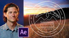 Follow along as we create an appealing logo animation using motion graphics in Adobe After Effects!