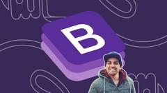 Imágen de Bootstrap 4 !De 0 a Experto! Curso completo + Forms con PHP