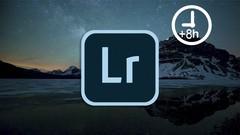 Imágen de Adobe Lightroom: Máster en Fotografía Digital