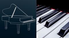 Imágen de Sistema Completo de Piano y Teclado para Principiantes