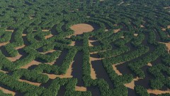 3D Environments: Learn the techniques to create a forest maze, flower maze or any vegetation maze in …