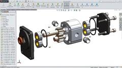 Agora você aprenderá a modelar peças 3D e a montar conjuntos 3D com Excelência!