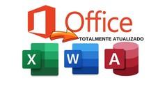 Pacote Office Completo - Aprenda do ZERO de Forma Simples e em Aulas Práticas Tudo Sobre Excel, …
