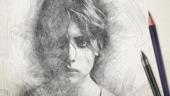 Curso Cómo dibujar Retratos - Dibujo artístico y pintura