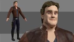 Learn to use Blender to create your own 3D characters for animation and video games.