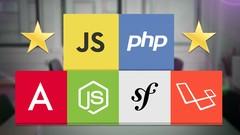 Curso Master en webs Full Stack: Angular, Node, Laravel, Symfony +