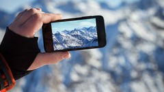 Forget fancy equipment to capture memories, use your smart phone and surrounding elements to take …