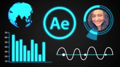 Create Animated Futuristic HUD Motion Graphics Elements in After Effects CC (Learning By Doing) - …