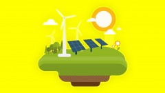 Jam-packed Comprehensive Course: SOLAR, WIND, BIOMASS, BIOFUELS, GEOTHERMAL, FUEL CELLS, …