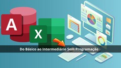 Curso Completo de Análise de Dados e Estatísticas com Access e Excel do Básico ao Intermediário sem …