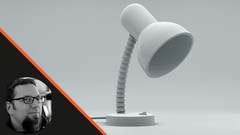Use this quick start course to get you up and running to start modeling in Cinema 4D.