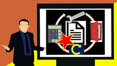 complete financial accounting - bookkeeping cycle-recording transactions, entering adjusting …