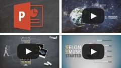 Formation Animation Video facile grâce à Powerpoint pour des videos business, marketing, YouTube, …
