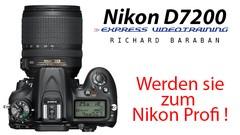 Werden sie zum Nikon D7200 Profi!