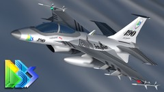 Learn how to model a 3D project for a combat aircraft from the ground up!
